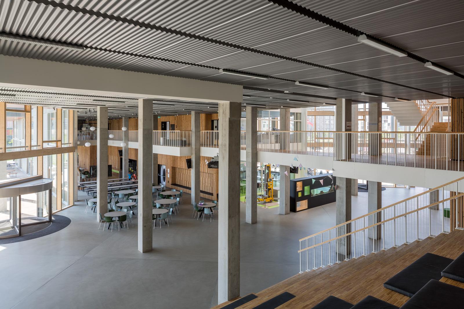 Skolen I Sydhavnen